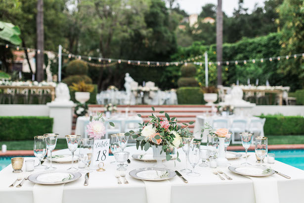 Wedding tablescape - Kiel Rucker Photography