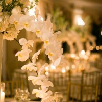 White wedding flowers - Cody Raisig Photography