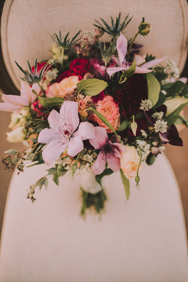 Beautiful Wedding Bouquet - Cristina Navarro Photography