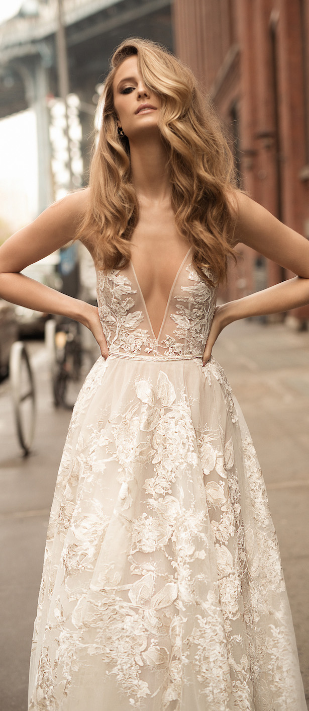 Berta Wedding Dress Collection Spring 2018 - Belle The