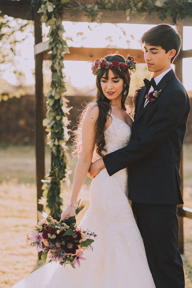 Bohemian Wedding Inspiration - Cristina Navarro Photography