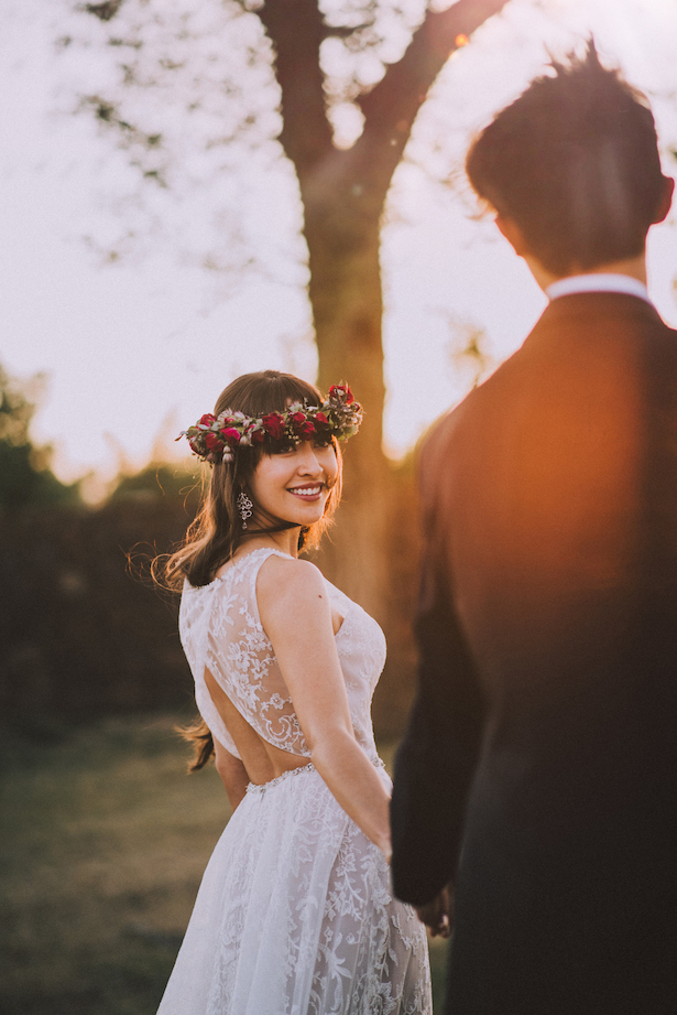 Bohemian Wedding Inspiration- Cristina Navarro Photography