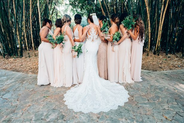Bridal party picture ideas - Esteban Daniel Photography