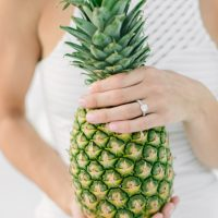 Caring for Your Engagement + Wedding Ring this Summer