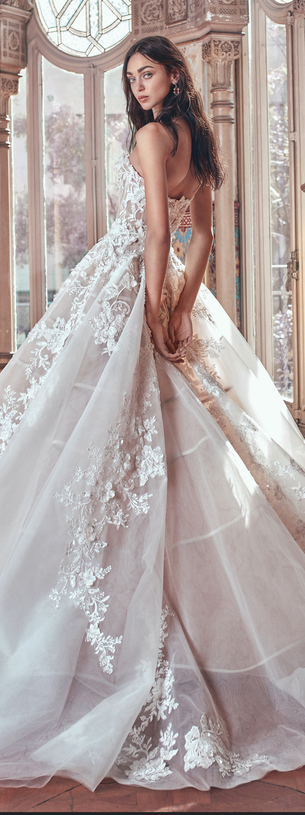 Galia Lahav Wedding Dress Collection 2018- Victorian Affinity - Alma
