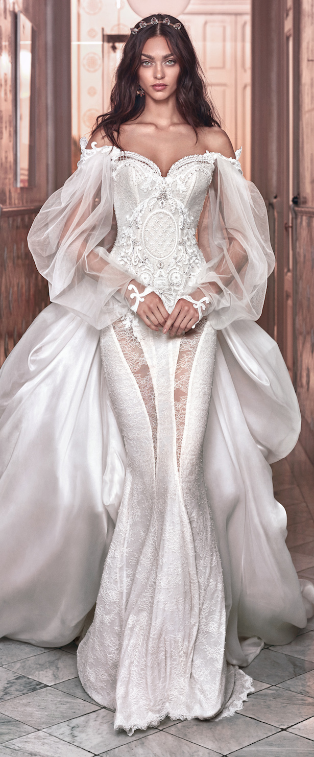 Blush Colored Wedding Gowns 012 - Blush Colored Wedding Gowns