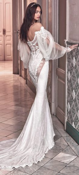 Galia lahav 2018 victorian affinity belle the magazine home wedding junglespirit Images