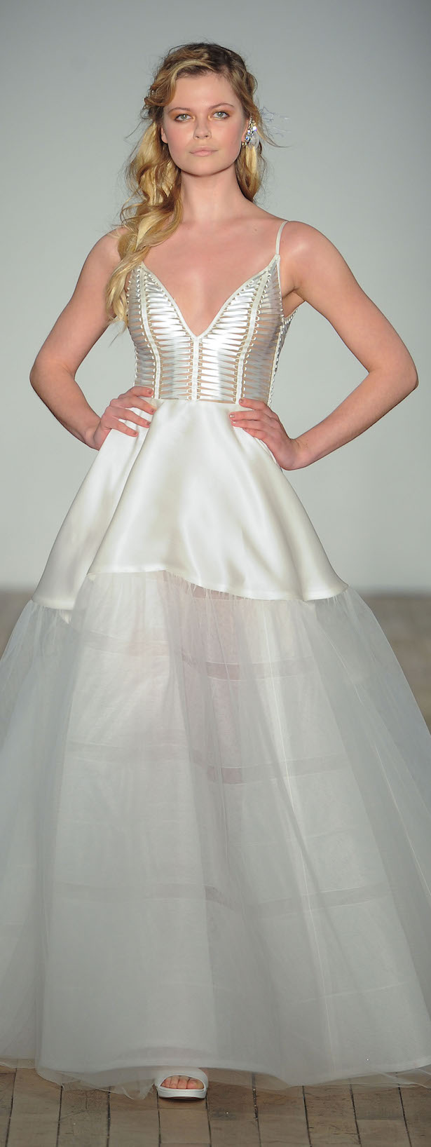 Hayley Paige Wedding Dress Collection Fall 2017