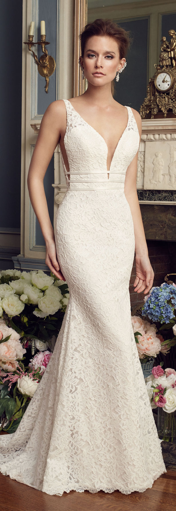 Mikaella Wedding Dress Collection Fall 2017 Belle The