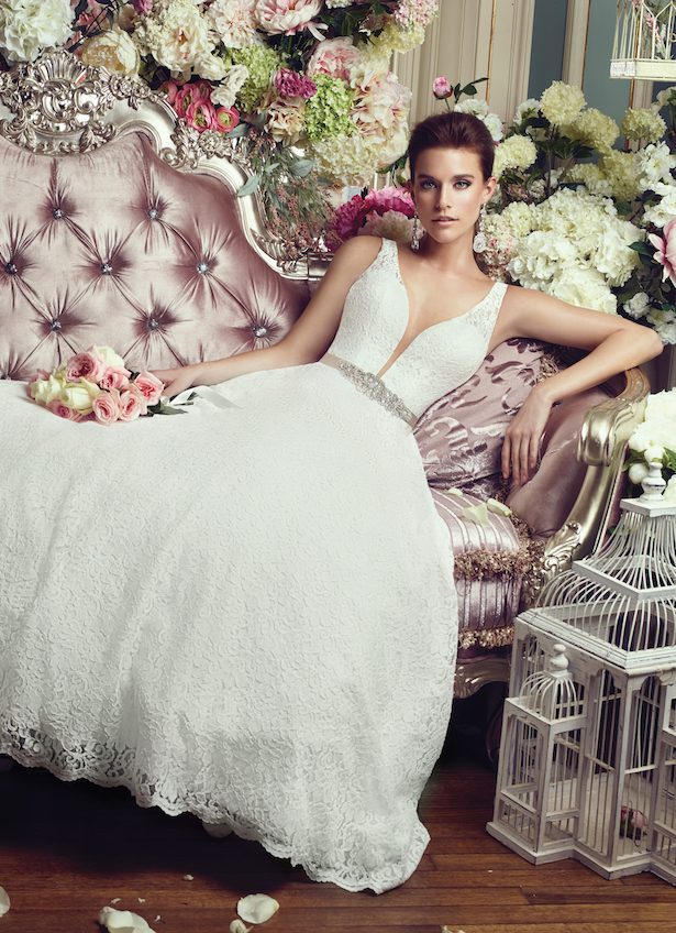 Mikaella Wedding Dress Collection Fall 2017 - Belle The Magazine