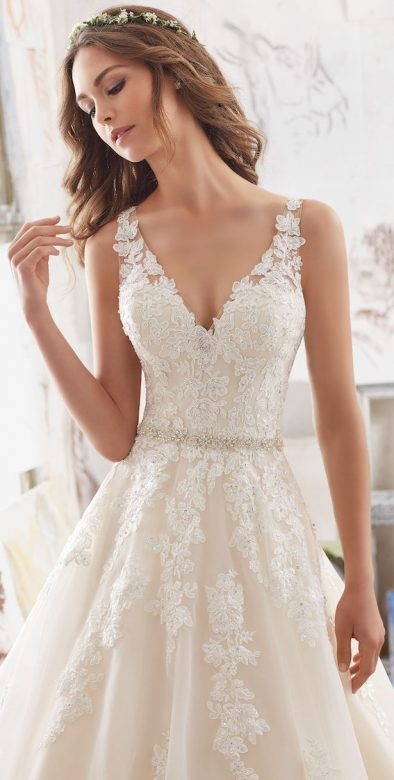 Mori Lee Blu Spring 2017 Belle The Magazine