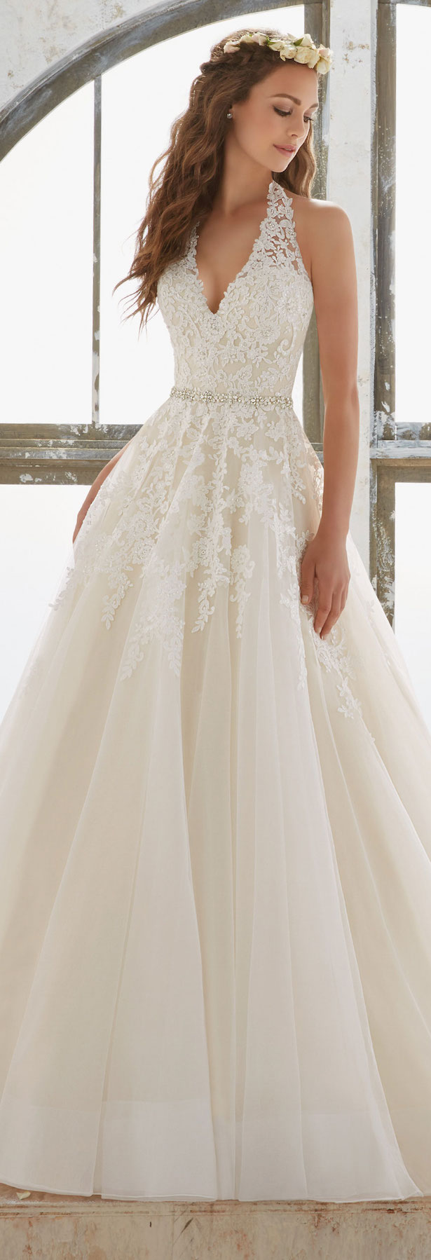 best wedding dresses mori by madeline gardner wedding dress collection 1683
