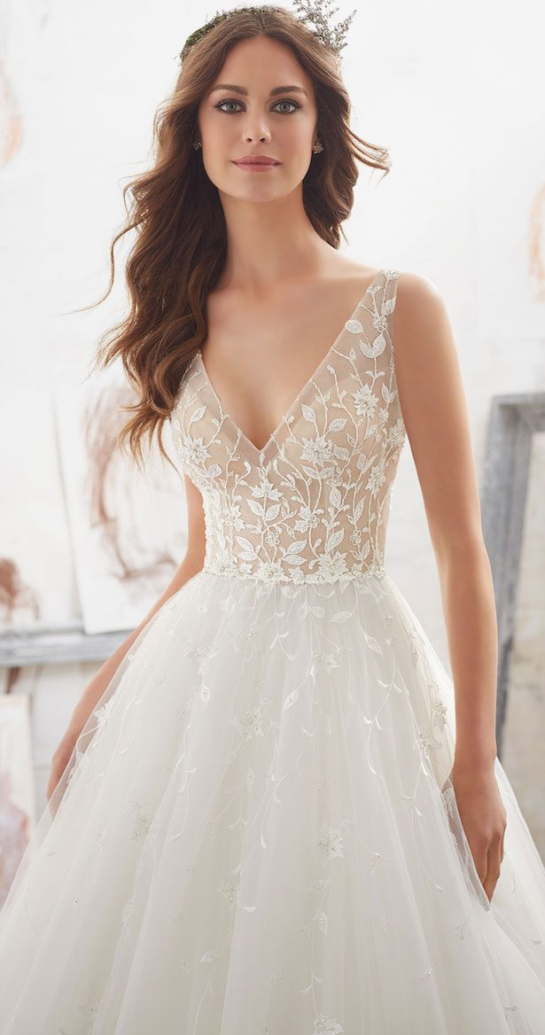 Mori Lee by Madeline Gardner Wedding Dress Collection : Blu Spring ...