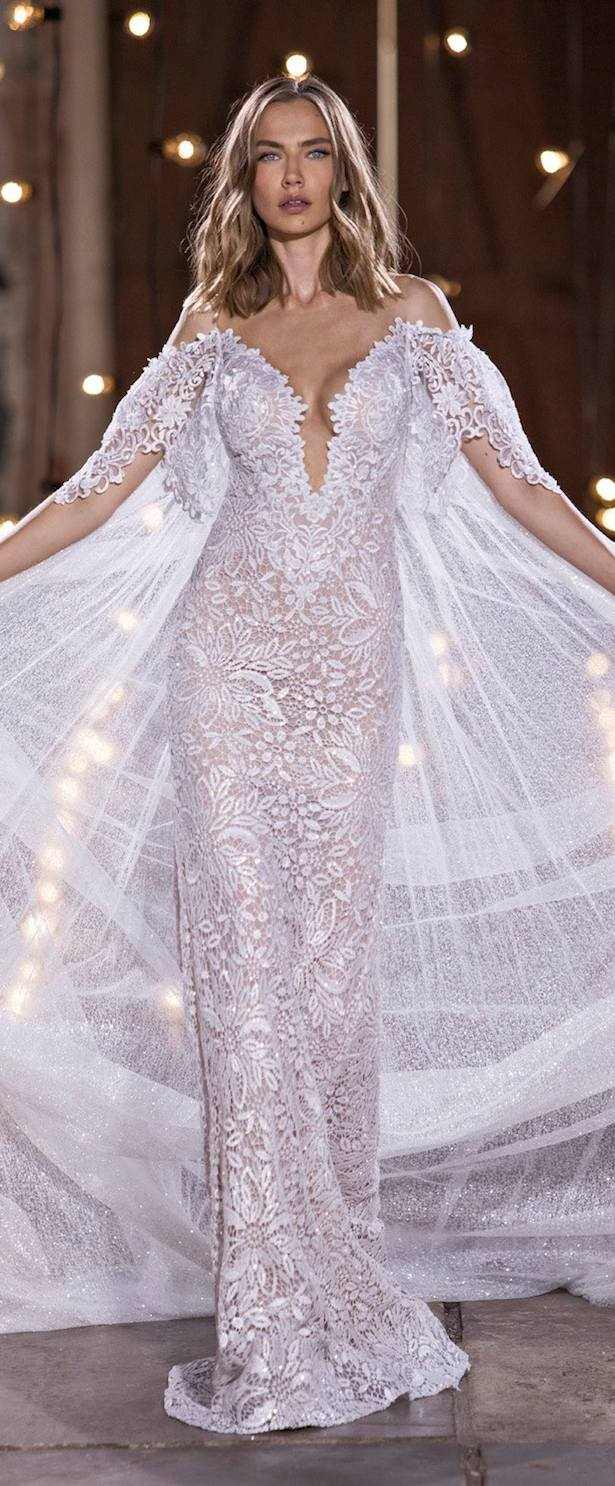 Nurit Hen Wedding Dress Collection 2018 - Stardust Couture