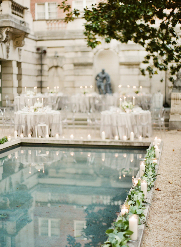 Poolside Wedding - KT Merry Photography