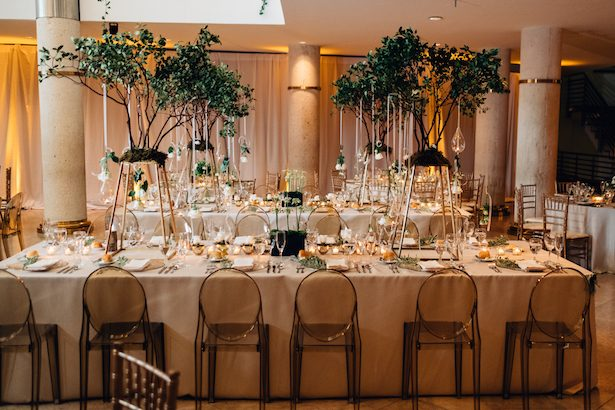 Rustic wedding centerpiece - Esteban Daniel Photography
