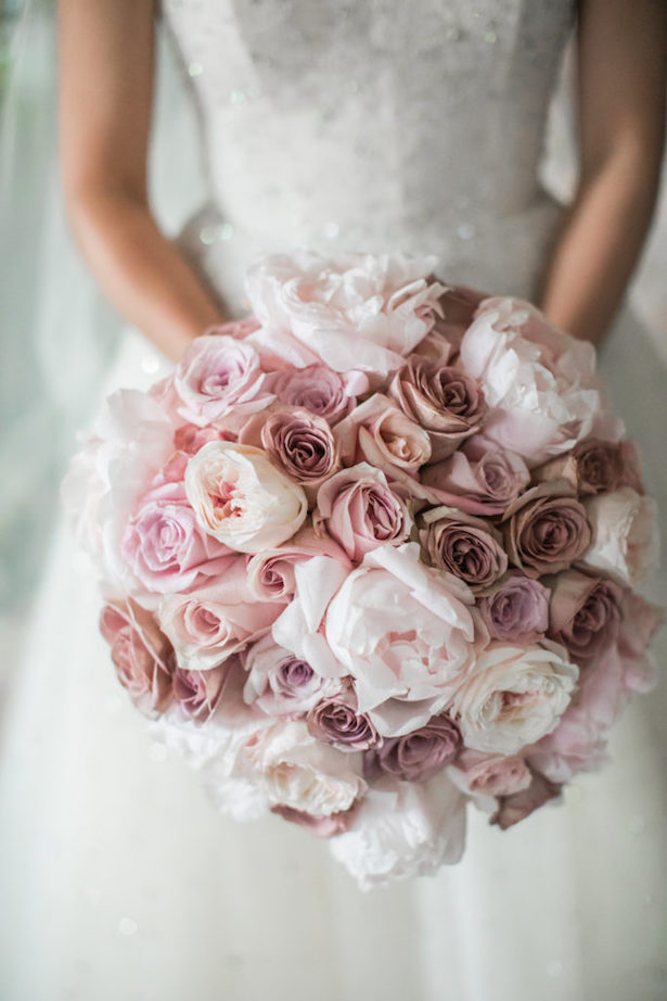 Wedding Bouquet - Jessica Claire Photography