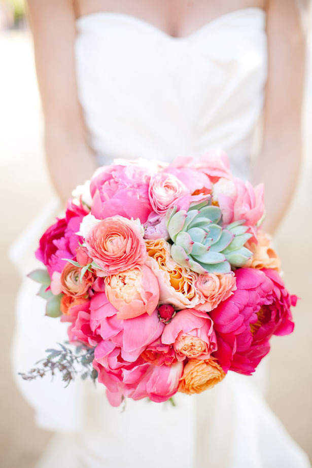Wedding Bouquet -Annie McElwain Photography