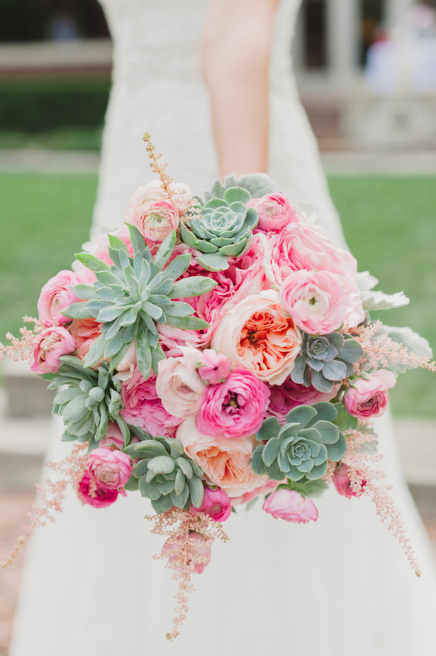 Wedding Bouquet - Stacy Able Photography