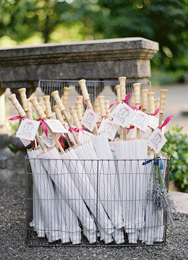 Fabulous Summer Wedding Ideas To Keep Your Guests Cool