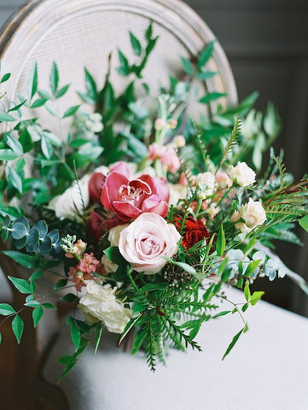 Wedding bouquet - Whitney Heard Photography