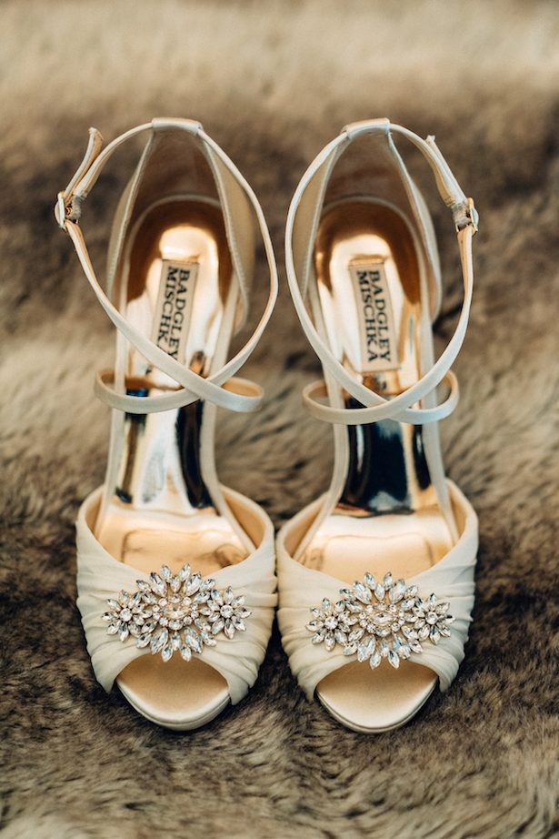 Wedding shoes - Esteban Daniel Photography