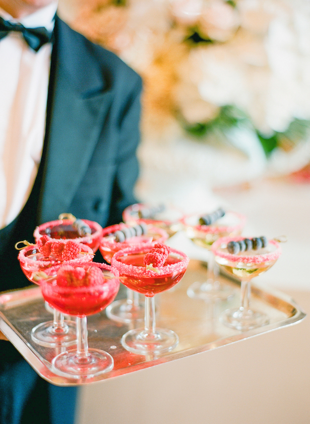 Wedding signature Drink - KT Merry Photography