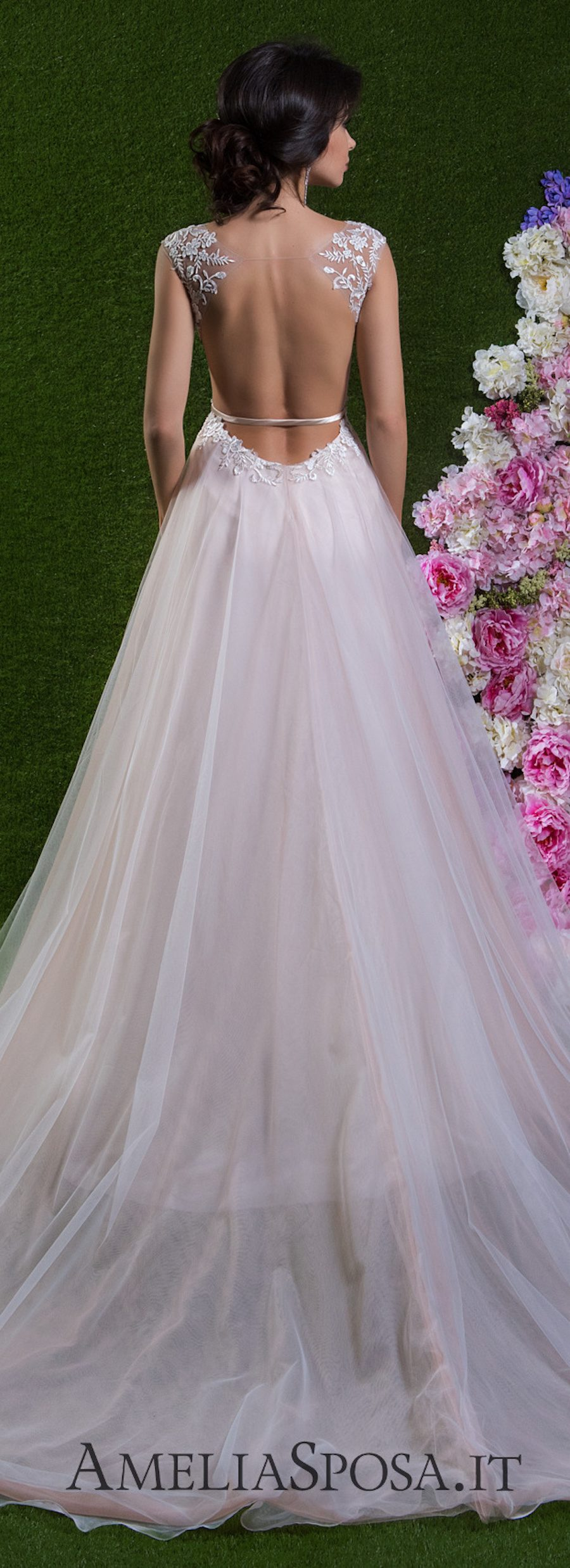 Amelia Sposa 2018 Brilliant Moments Collection Belle The