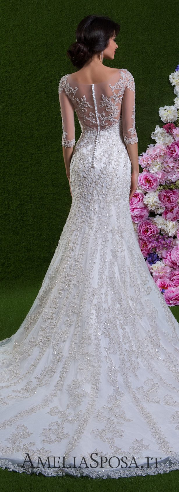 Amelia Sposa Wedding Dress 2018