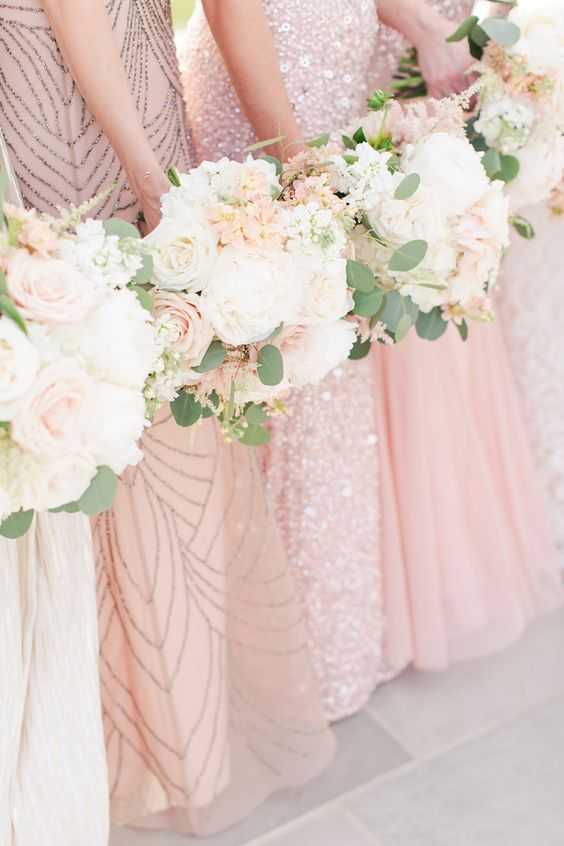 Blush Wedding Styling + Nordstrom Anniversary Sale