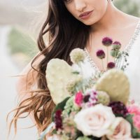 Boho bride - Coffee Creative Photography