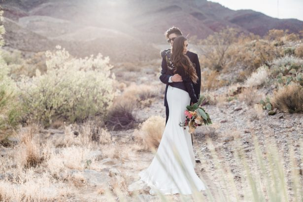 Desert Wedding- Coffee Creative Photography