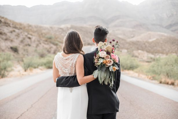 Desert Wedding with bohemian vibes - Coffee Creative Photography