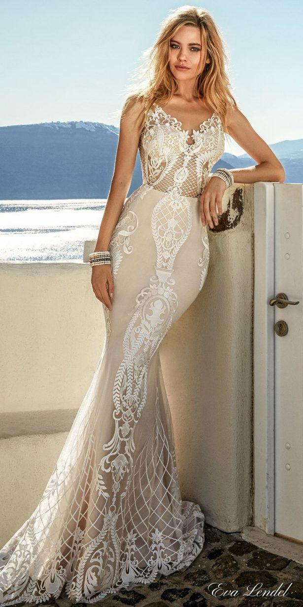 a34cd311abf Eva Lendel Wedding Dress Collection 2017 - Belle The Magazine