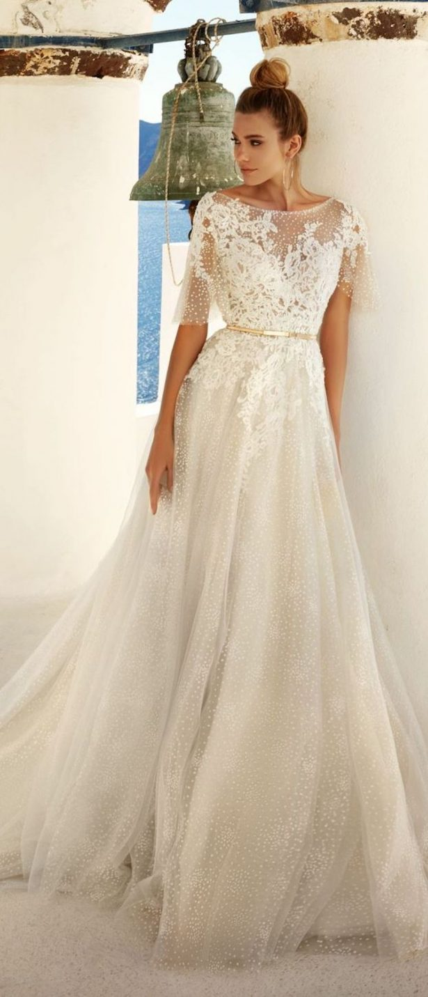 Eva Lendel Wedding Dress Collection 2017
