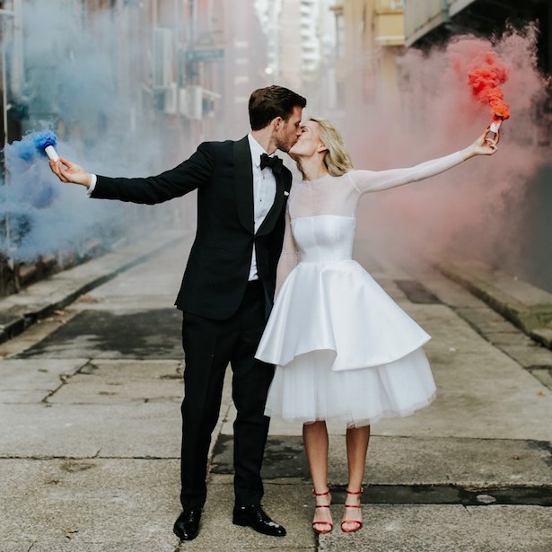 Fourth of July Wedding - Lara Hotz Photography