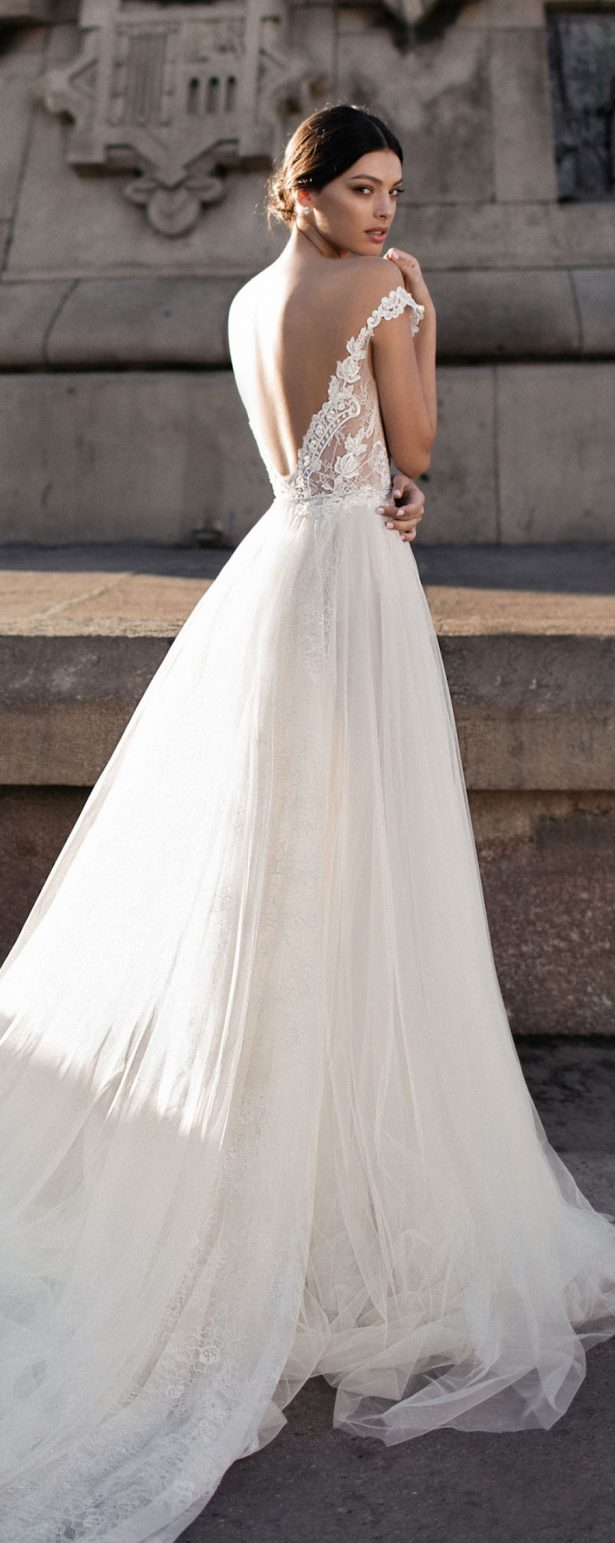 f5977d39eec Gali Karten Wedding Dresses 2017 - Barcelona Bridal Collection