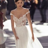Gali Karten Wedding Dresses 2017 – Barcelona Bridal Collection