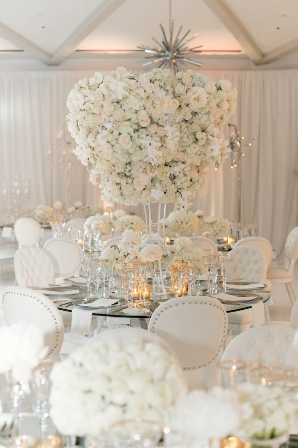 Glamorous Wedding Tablescape - Katie Beverly Photography