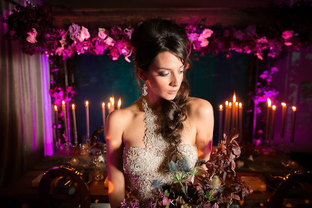 Glamorous Wedding Inspiration - Gavin Farrington Photography