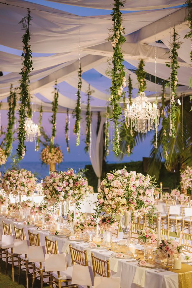 Luxury Wedding Tablescape - Photography: darinimages
