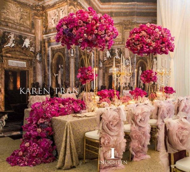 15 Glamorous Wedding Tablescapes
