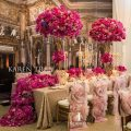 Luxury Wedding Tablescape - Inlighten Photography