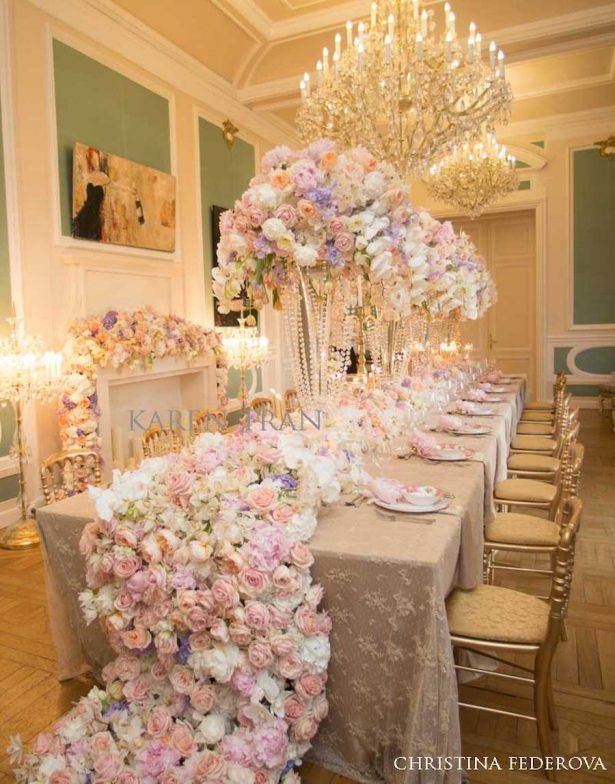 Luxury Wedding Tablescapes - Christina Fedorova Photography