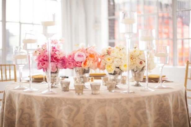 Peony Wedding Centerpiece - Erganic Design - Cody Raisig