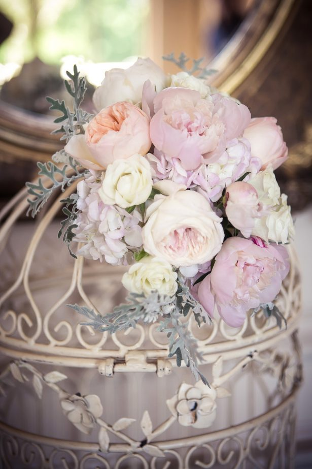Peony Wedding Decor - © Femina Photo + Design