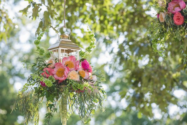 Peony Wedding Decor - Fête Nashville - Evin Photography