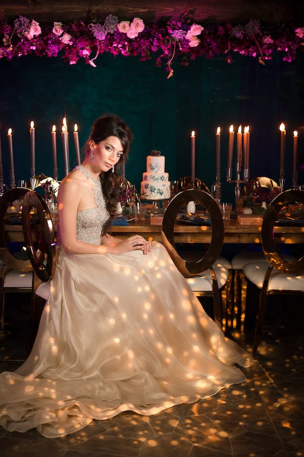 Stylish bride - Gavin Farrington Photography