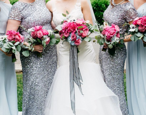Wedding Peony bouquets - Azazie - Veronia Ellerman Photography