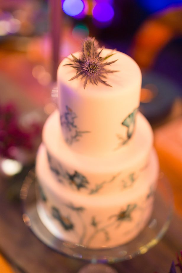 Wedding cake – Gavin Farrington Photography